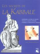 Couverture du livre « Les Secrets De La Kabbale » de Janet Berenson-Perkins aux éditions Soline