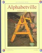 Couverture du livre « Alphabetville » de Johnson Stephen T. aux éditions Circonflexe