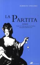 Couverture du livre « La partita » de Alberto Ongaro aux éditions Anacharsis