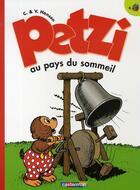 Couverture du livre « Petzi T.6 ; Petzi au pays du sommeil » de Carla Hansen et Vilhelm Hansen aux éditions Casterman
