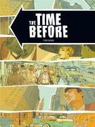 Couverture du livre « The time before » de Cyril Bonin aux éditions Bamboo