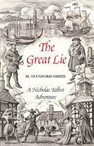 Couverture du livre « The Great Lie » de Stanford-Smith Myrrha aux éditions Honno Press Digital