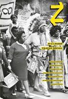 Couverture du livre « Revue z n11: paris » de Collectif aux éditions Agone
