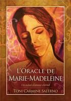 Couverture du livre « L'oracle de Marie-Madeleine : un océan d'amour éternel » de Toni Carmine Salerno aux éditions Vega