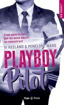 Couverture du livre « Playboy pilot » de Penelope Ward et Vi Keeland aux éditions Hugo Poche