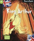 Couverture du livre « King Arthur » de Michael Morpurgo aux éditions Harrap's