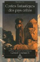 Couverture du livre « Contes fantastiques des pays Celtes » de Lomenec'H-Lomenec'H aux éditions Terre De Brume