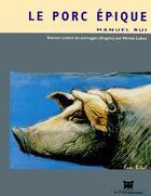 Couverture du livre « Le porc épique » de Manuel Rui aux éditions Dapper