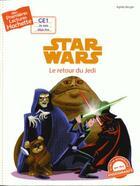 Couverture du livre « Mes premières lectures Hachette ; Star Wars - épisode VI ; le retour du Jedi » de Agnes Berger aux éditions Hachette Enfants