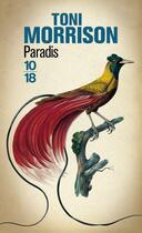 Couverture du livre « Paradis » de Toni Morrison aux éditions 10/18