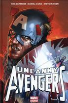 Couverture du livre « Uncanny Avengers T.3 » de Rick Remender et Daniel Acuna et Steve Mcniven et Salvador Larroca aux éditions Panini