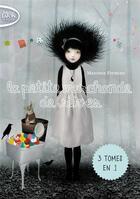 Couverture du livre « La petite marchande de rêves ; trilogie » de Maxence Fermine aux éditions Michel Lafon Poche