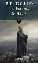 Couverture du livre « Les enfants de Hurin » de J.R.R. Tolkien aux éditions Pocket