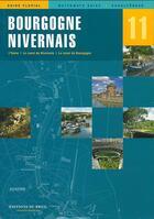 Couverture du livre « Bourgogne nivernais » de Collectif aux éditions Breil