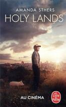 Couverture du livre « Les terres saintes » de Amanda Sthers aux éditions Lgf