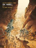 Couverture du livre « On Mars T.1 ; un monde nouveau » de Sylvain Runberg et Grun aux éditions Daniel Maghen