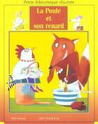 Couverture du livre « La Poule Et Son Renard » de Petra Coplans aux éditions Epigones