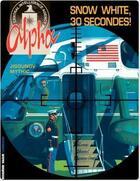 Couverture du livre « Alpha t.7 ; snow white, 30 secondes » de Mythic aux éditions Lombard