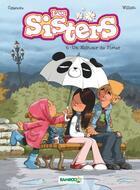Couverture du livre « Les Sisters T.6 ; un namour de sister » de Christophe Cazenove et William aux éditions Bamboo