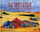 Couverture du livre « La nouvelle de ma mort a été exagérée » de Fenouil et Jacques Vivant aux éditions Editions Du Palmier