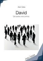Couverture du livre « De belles rencontres » de Alain Gaba aux éditions Publibook