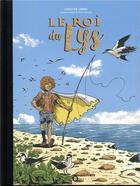 Couverture du livre « Le roi du lys » de Sebastien Gannat aux éditions Des Bulles Dans L'ocean