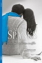 Couverture du livre « Au rythme de ton souffle » de Nicholas Sparks aux éditions Michel Lafon