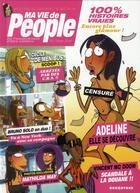 Couverture du livre « Ma vie de people t.2 » de Adeline Blondieau et Nicolin aux éditions Drugstore