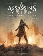 Couverture du livre « Assassin's Creed - conspirations T.1 ; die glocke » de Guillaume Dorison et Jean-Baptiste Hostache aux éditions Les Deux Royaumes