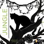 Couverture du livre « Jungle » de Amandine Laprun aux éditions Nathan