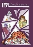 Couverture du livre « IRL ; dans la vraie vie » de Jen Wang aux éditions Akileos