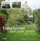 Couverture du livre « Avant/après ; transformer son jardin ou sa terrasse » de Patrick Mioulane et Pierre-Alexandre Risser aux éditions Eugen Ulmer