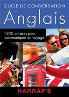 Couverture du livre « Anglais ; guide de conversation » de Collectif aux éditions Larousse