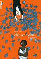 Couverture du livre « Plus ou moins...l'automne » de Peggy Adam aux éditions Atrabile