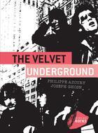 Couverture du livre « The Velvet Underground » de Joseph Ghosn et Philippe Azoury aux éditions Actes Sud