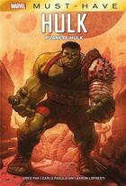 Couverture du livre « Planète Hulk » de Carlo Pagulayan et Greg Pak et Aaron Lopresti aux éditions Panini