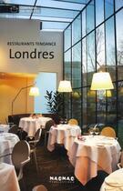 Couverture du livre « Londres ; restaurants tendances » de Collectif aux éditions Mao-mao