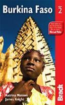 Couverture du livre « Burkina Faso » de Manson/Knight aux éditions Bradt