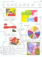 Couverture du livre « Coxcodex 1 » de Paul Cox aux éditions Seuil