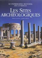Couverture du livre « Les Sites Archeologiques » de Marco Cattaneo et Jasmina Trifoni aux éditions Grund