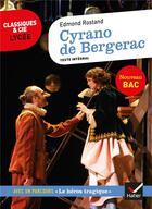 Couverture du livre « Cyrano de Bergerac » de Edmond Rostand et Dominique Feraud aux éditions Hatier