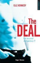 Couverture du livre « Off-campus ; saison 1 ; the deal » de Elle Kennedy aux éditions Hugo