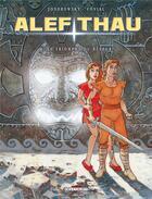 Couverture du livre « Alef-Thau t.8 ; le triomphe du rêveur » de Alexandro Jodorowsky aux éditions Delcourt
