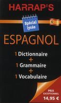 Couverture du livre « Bibliothèque espagnole » de Collectif et Urbe Condita aux éditions Larousse