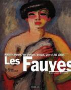 Couverture du livre « Fauves » de Ferrier/Jean-Lo aux éditions Terrail
