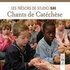 Couverture du livre « Les trésors de studio sm ; chants de catéchèse » de Collectif aux éditions Studio Sm
