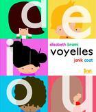 Couverture du livre « Voyelles » de Brami/Coat aux éditions Seuil Jeunesse