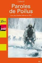 Couverture du livre « Paroles de poilus ; les plus belles lettres en BD » de Collectif aux éditions J'ai Lu