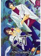 Couverture du livre « Cut » de Toko Kawai aux éditions Taifu Comics