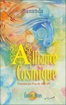 Couverture du livre « L'alliance cosmique » de Sananda aux éditions Helios